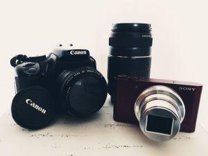 cameras 300x225 - Daarom vind ik fotografie zo leuk!