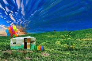caravan2 300x200 - Gezellig upcoming event met de sleurhut!