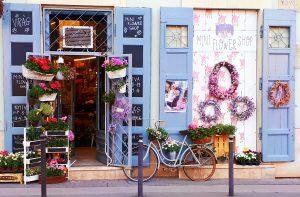 bloemenwinkel 300x197 - Boedapest
