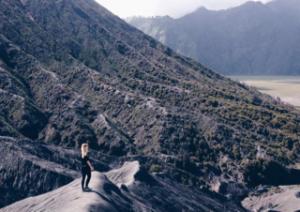 krater 300x212 - Reis log Indonesië: Java & Bali