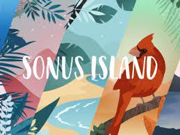 sonus - Ga jij met mij mee op reis naar Sonus Island?