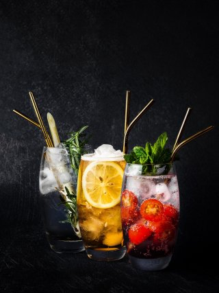 top 5 alcoholvrije cocktails