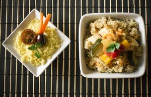 quinoa 300x192 - 5 zomerse salades