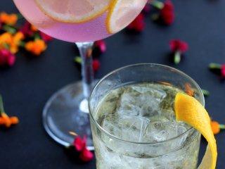 zomerse cocktails drankjes