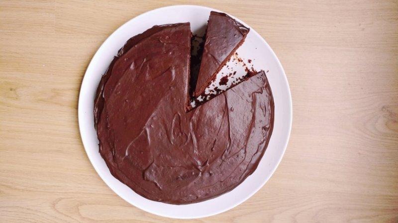 chocolade cakedag recept