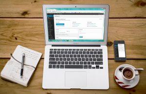 laptop 593673 1920 300x194 - Mijn tips & ervaring met Wordpress als Blogger
