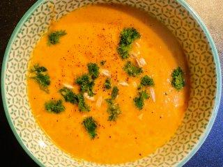 recept soep zoete aardappelsoep