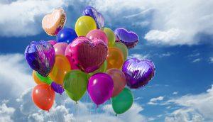 balloons 1786430 1280 300x172 - Bakken met Heleen: Vrolijke lentetaart met bloemen!