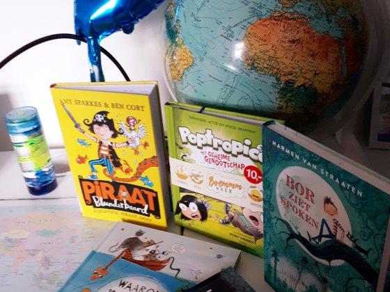 top6 kinderboeken