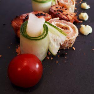 20190602 141219 300x300 - Koken met Heleen: lekker light met zalm & wasabi!