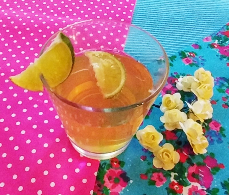 frisse bier cocktail