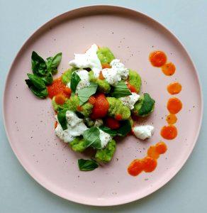 20191109 142100 292x300 - Koken met Heleen: Gnocchi van Doperwten met Tomatensaus!