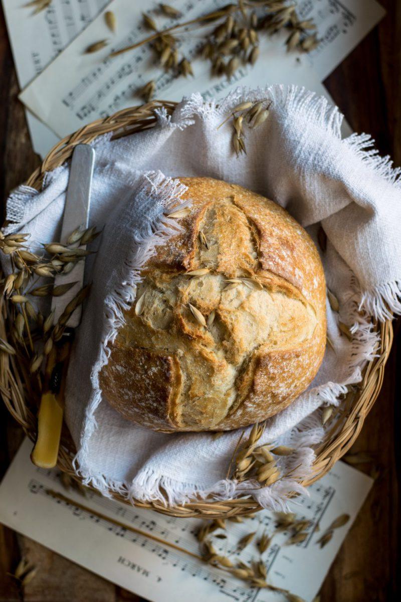 borrelbrood-brood bakken