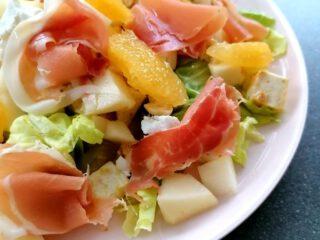 salade-peer-serranoham-knolselderij