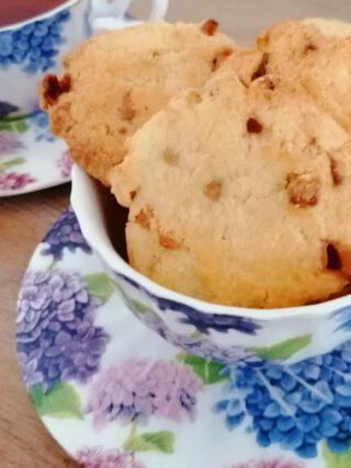 appel toffee koekjes